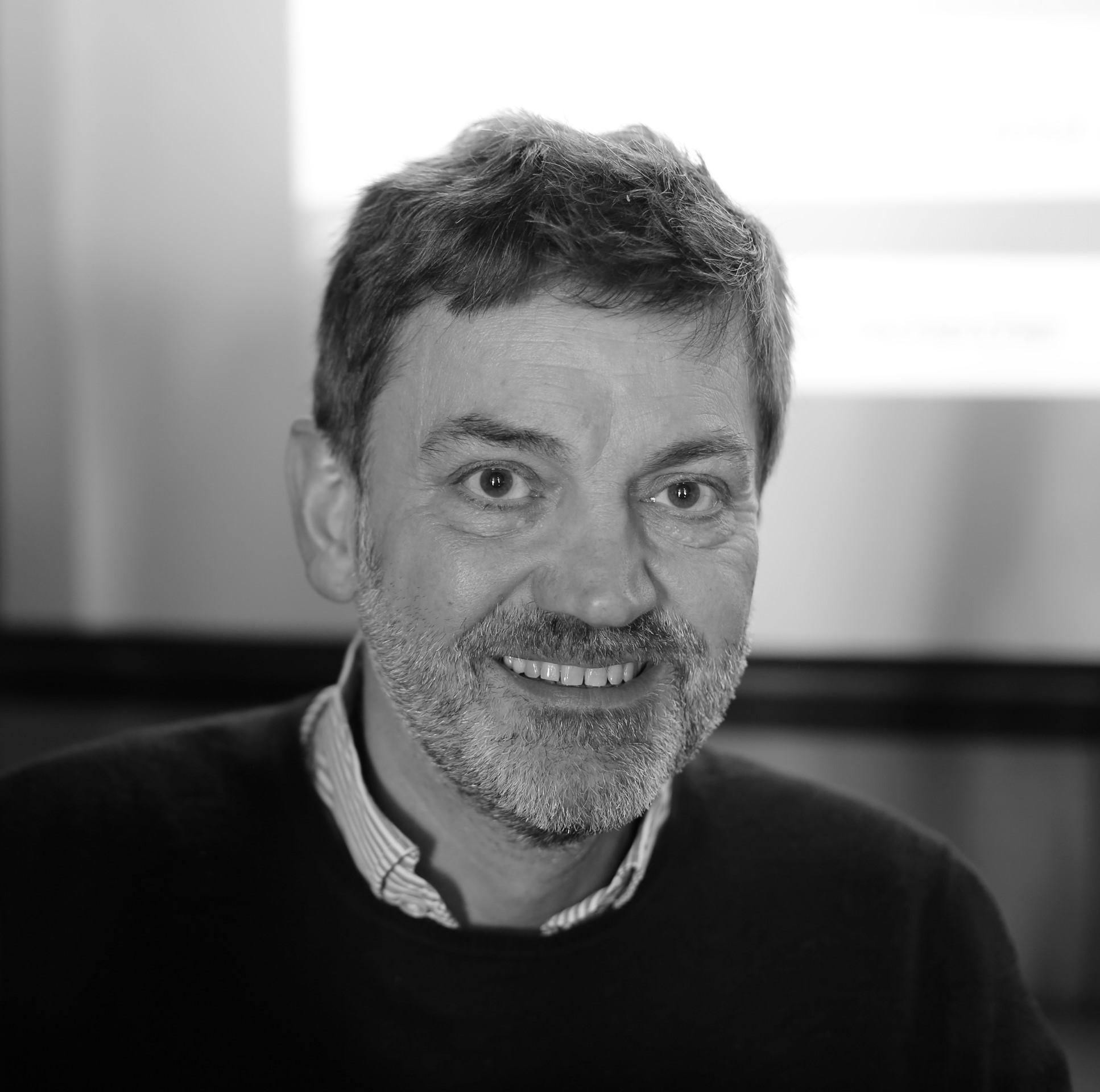 Dr Franck Devulder, présiden..