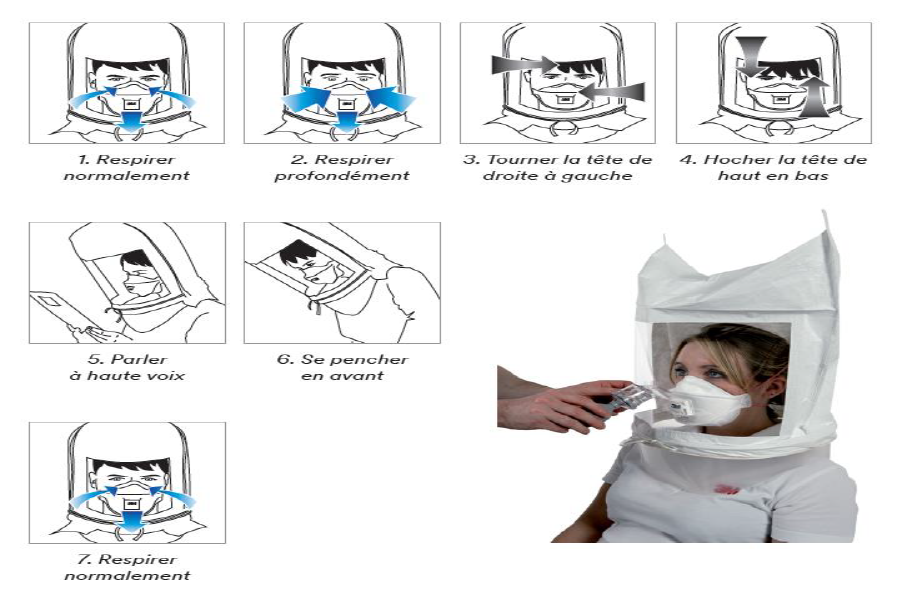 masque 3m ffp2 enfant