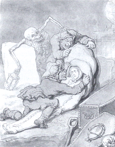 Rowlandson_-_Resurrection_Me..