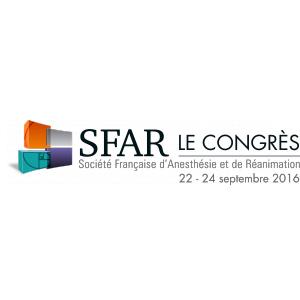 Présentation du congrès de la SFAR 2016