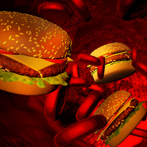 Une dysfonction vasculaire liée au surpoids
